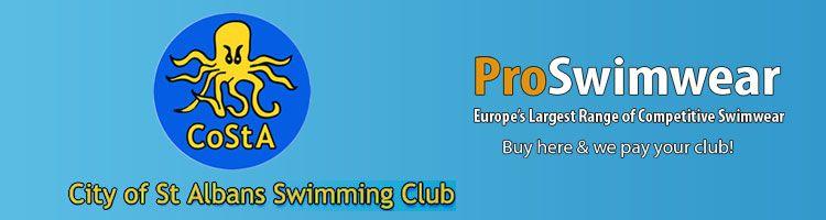 City of St Albans Swimming Club