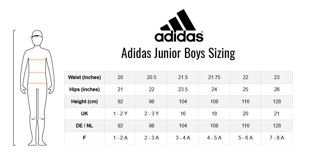 Adidas sizing for kids syracusehousing org