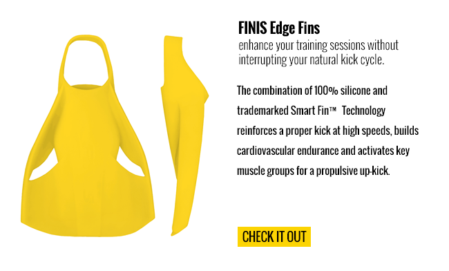 FINIS Edge Training Fins