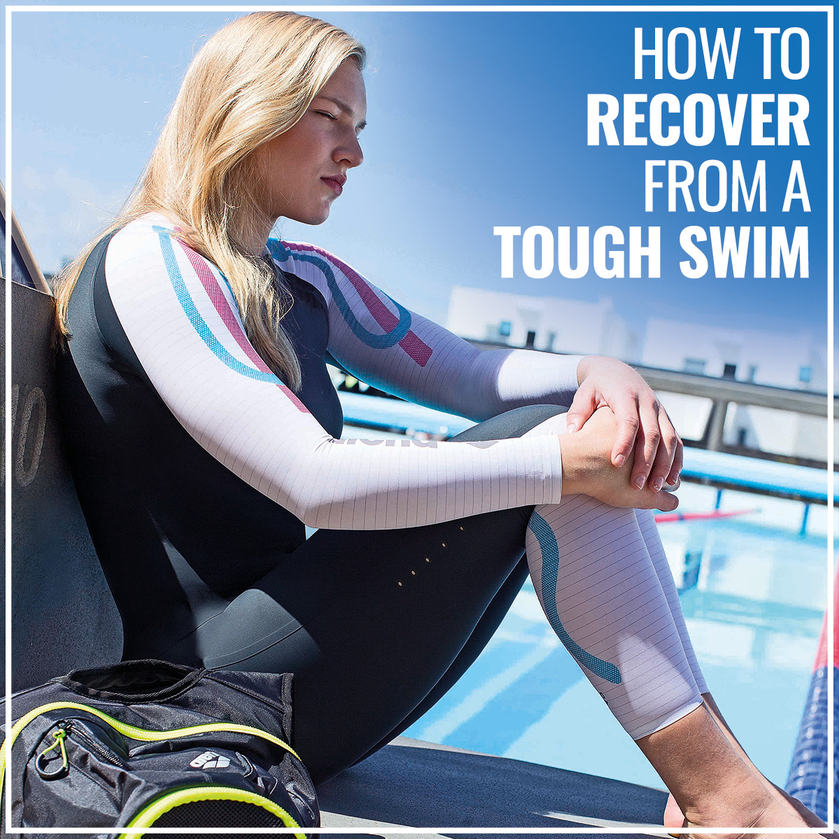 How To Recover From A Tough Swim
