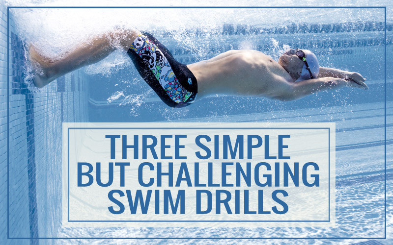 Simple Swimming Drills