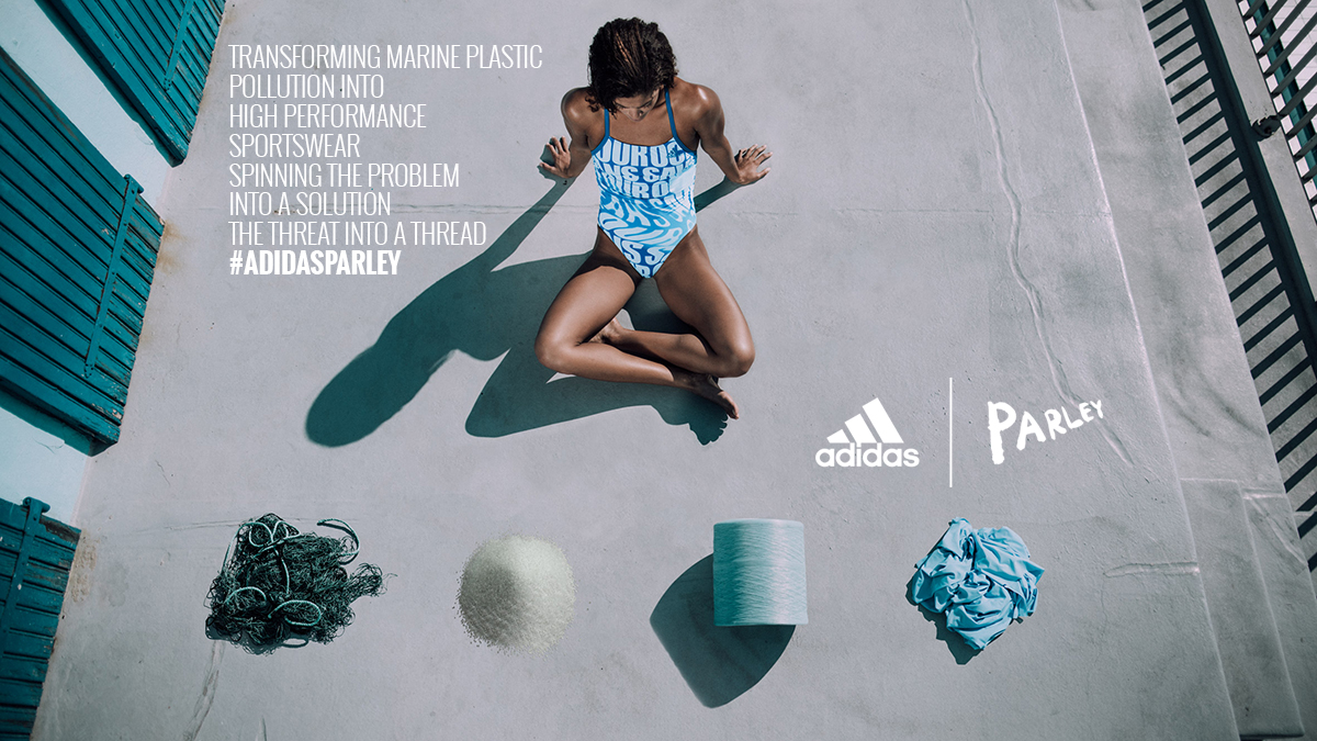 Parley Swimsuits by Adidas