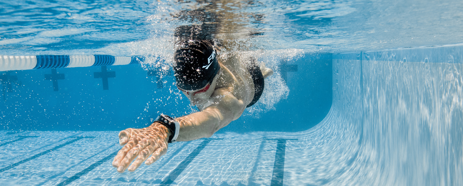 Swimsense Live Swimmers Watch