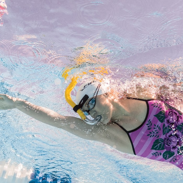How To Use a Training Snorkel For a Faster Swim