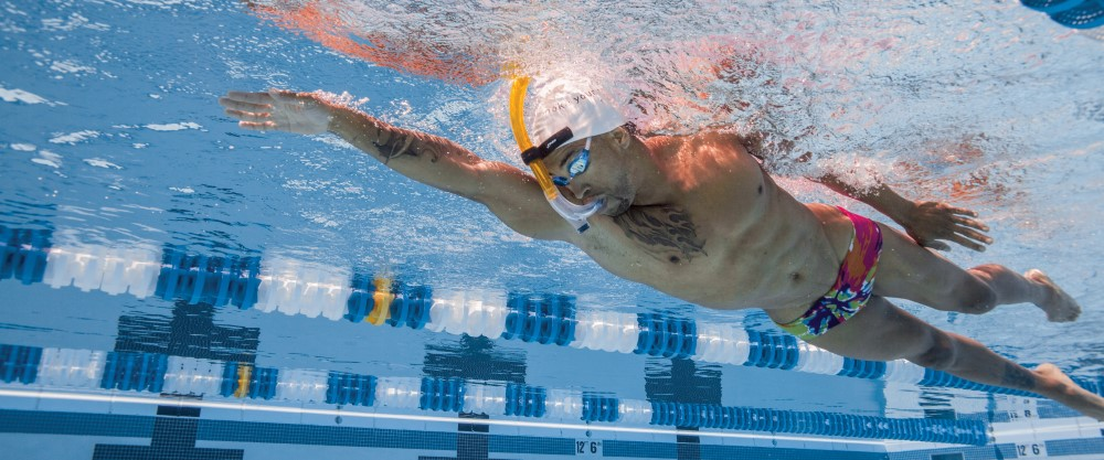 training snorkels for swimmers
