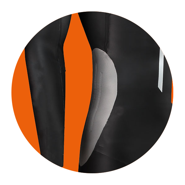 Dare2Tri MACH4.1 Wetsuit Stability Panels