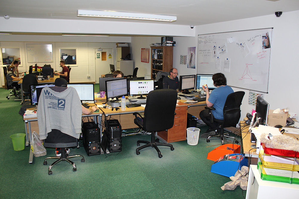 ProSwimwear Offices
