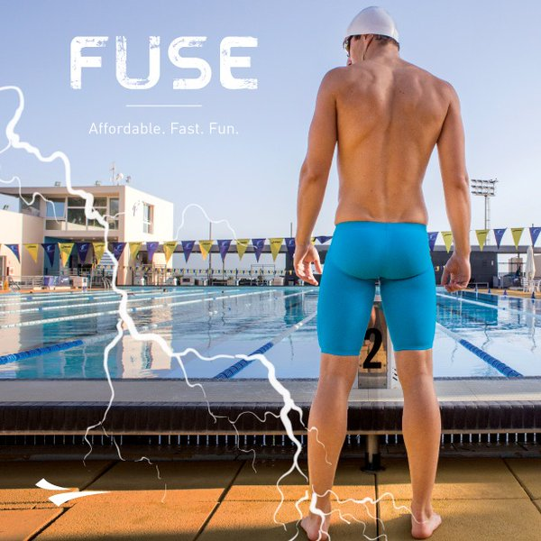 Finis Fuse Jammers Blue