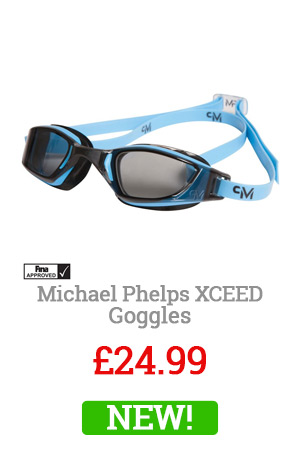 MP Blue Xceed Goggles