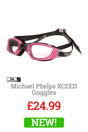 MP Pink Xceed Goggles