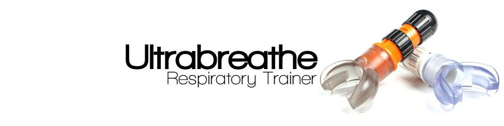 Ultrabreath - Respiratory Trainer at ProSwimwear
