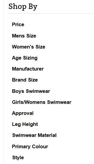 ProSwimwear Shop by
