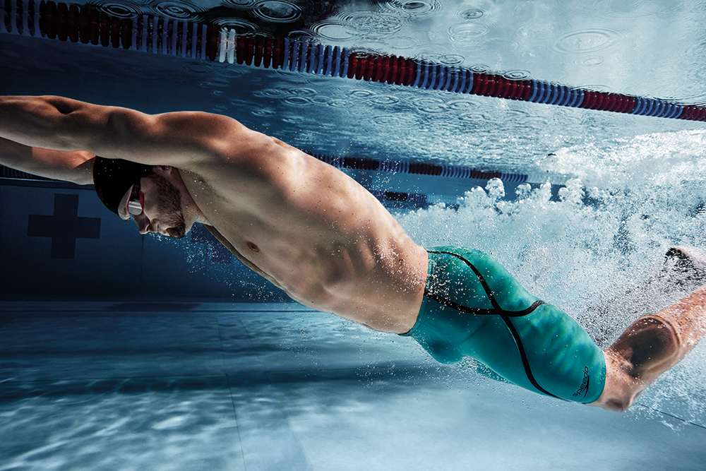 Одежда для плавания в бассейне ТМ Speedo