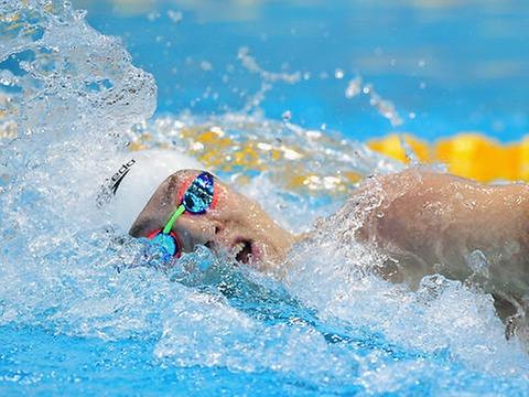 James Guy Speedo Swimmer