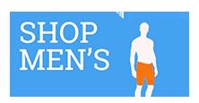 Mens Sports Swimwear