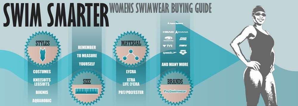 Womens Swimwear Guide