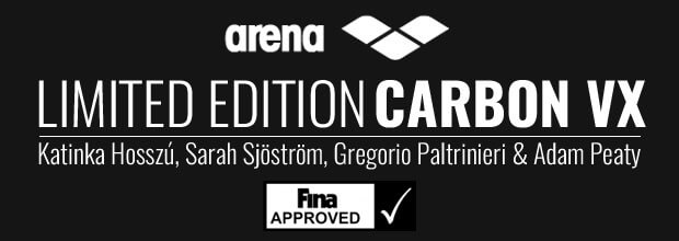Arena Limited Edition Carbon FX