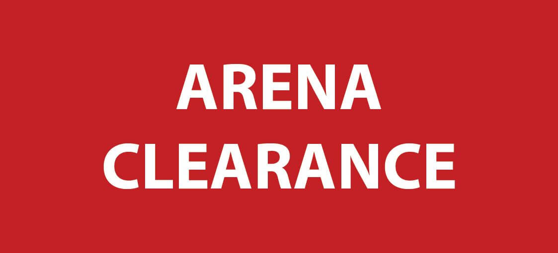 Shop Arena Clearance