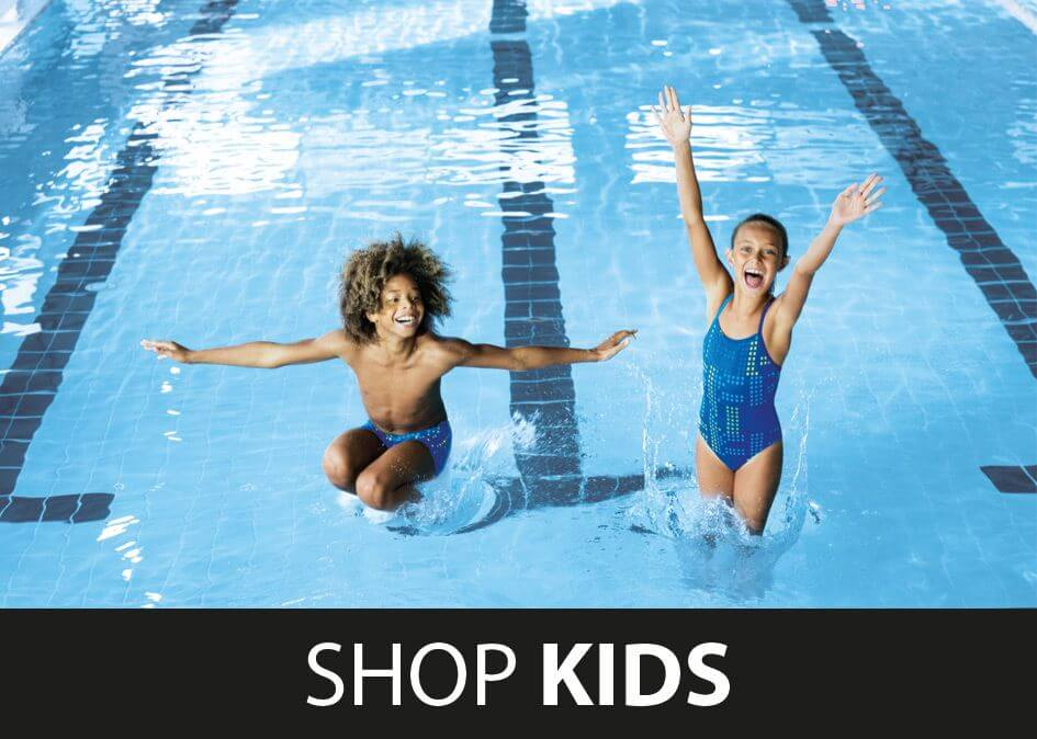 Shop Kids Arena Swimwear