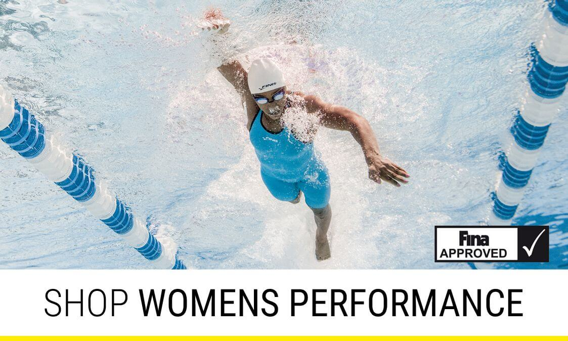 FINIS Shop Womens Performance