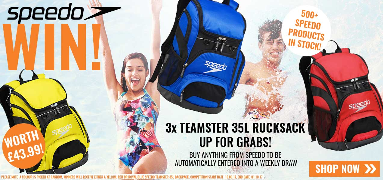 Speedo Teamster 35L Competition