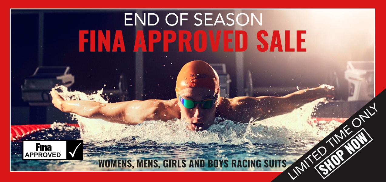FINA Approved End Of Season Sale