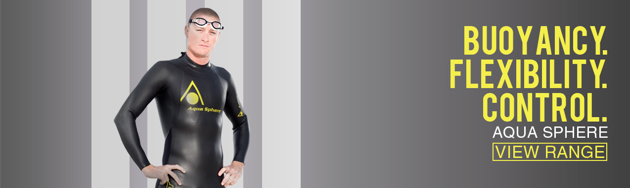 Aquasphere Triathlon Wetsuits Sale