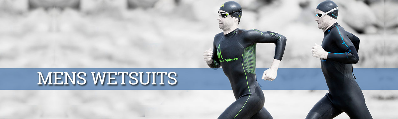 Mens Swimming Wetsuits