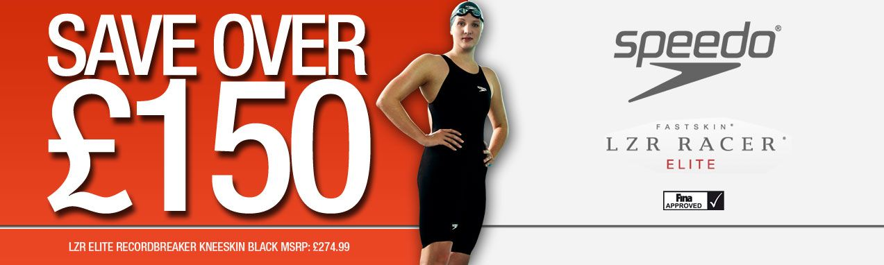 Save over £150 at Proswimwear